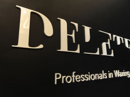 Waxen in Zwolle by Delete Professionals in Waxing